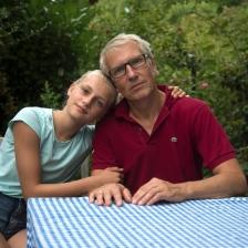Charlotte und Peter